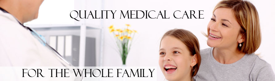 Medical care for the entire family