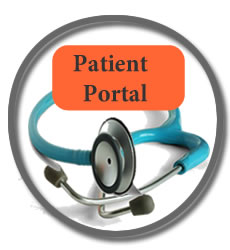 EHR patient medical records portal